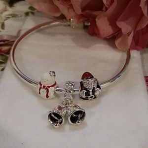 Super Savings Sale! All 3 Christmas Pandora Charms